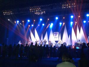 Salah satu capture di Java Jazz 2013