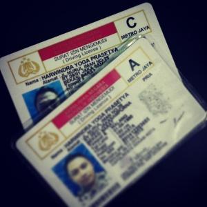 SIM A dan SIM C saya