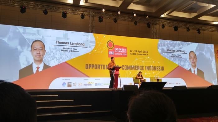 Tom Lembong, Menteri Perdagangan Indonesia