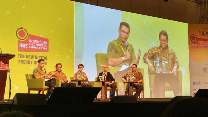 Salah satu diskusi panel yang sangat menarik :)