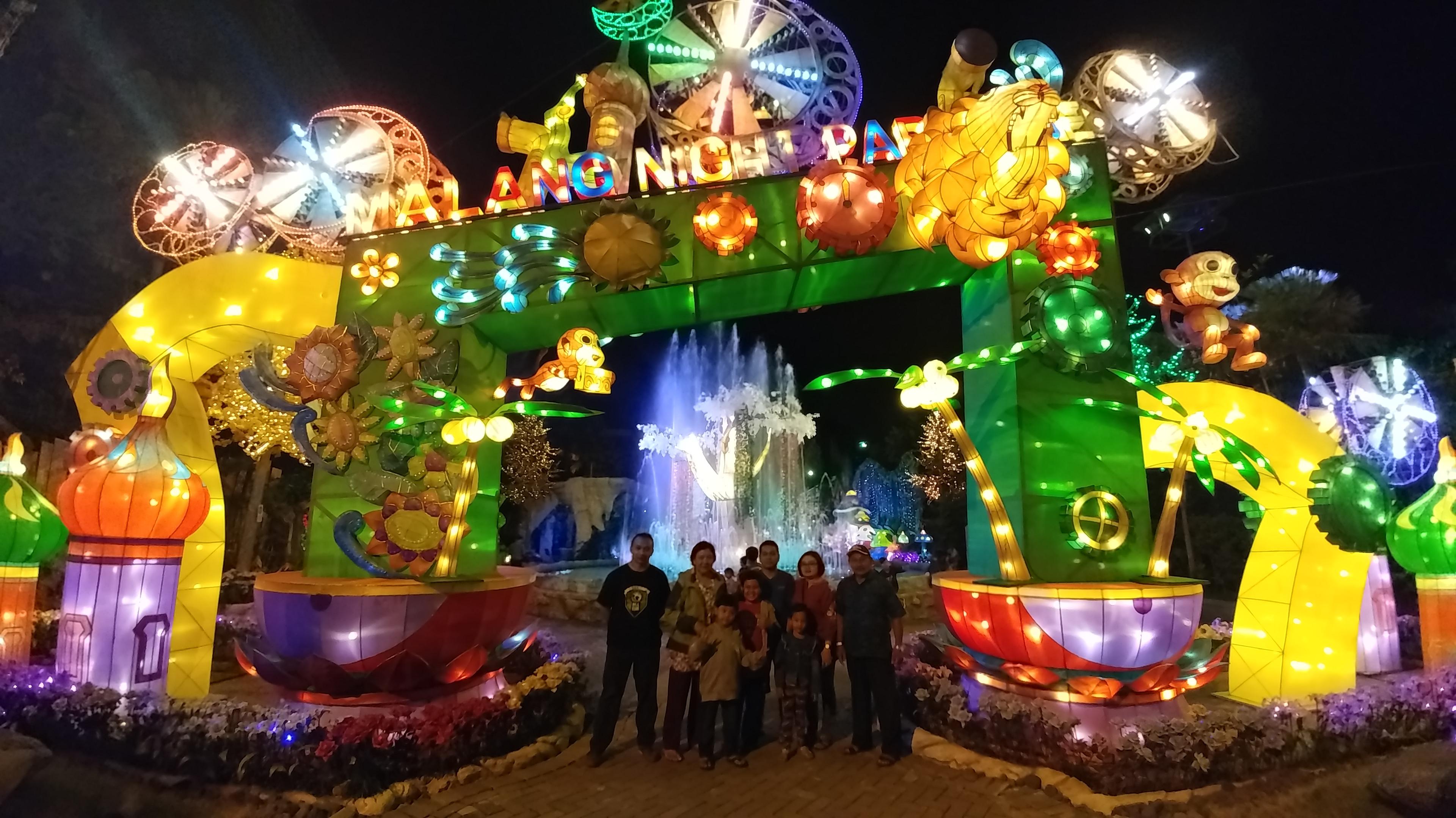 Mendadak Malang Trip Coban Rondo Lembah Tumpang Malang Night Paradise Haryoprast Com